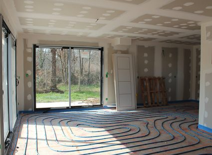 maison contemporaine bordeaux baies vitrees