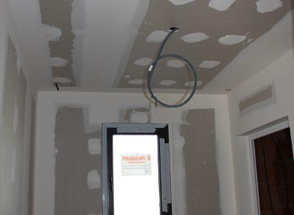 maison contemporaine bordeaux installation électrique