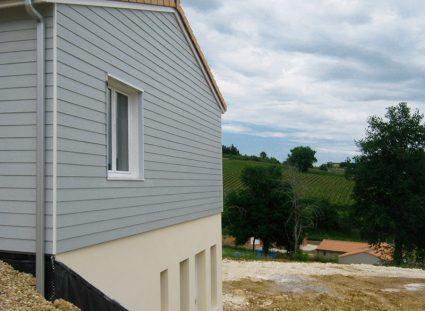 maison ossature bois pour construction bois