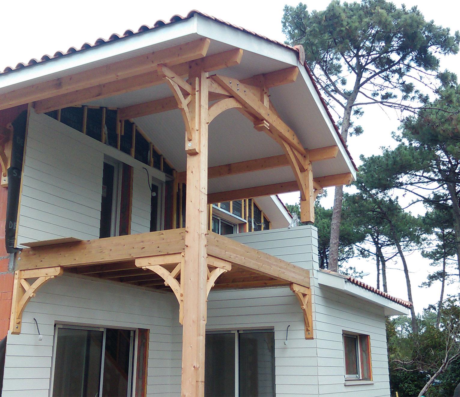 maison Arcachon chantier