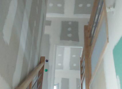 une maison arcachonnaise escalier