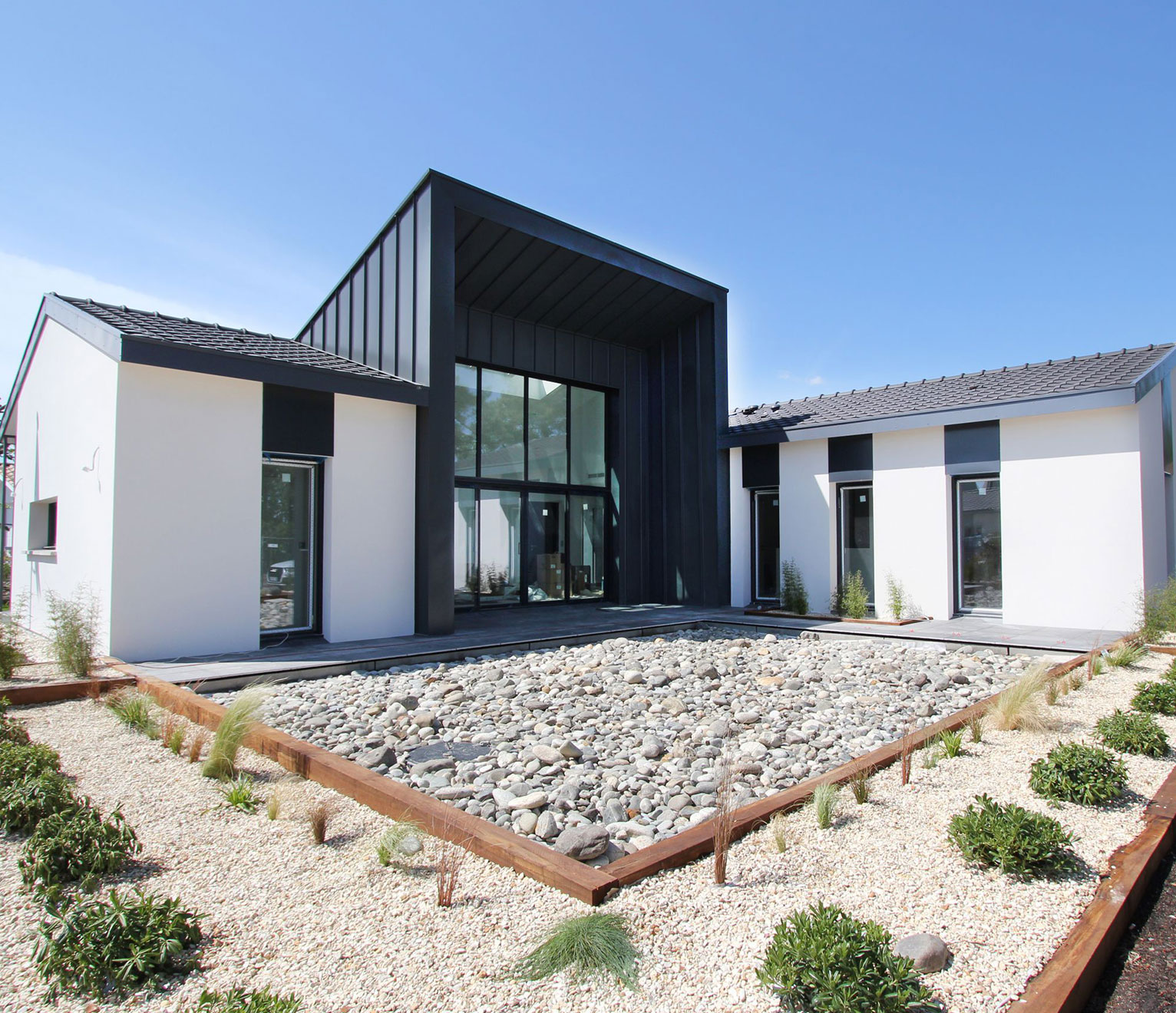 maison Spring home d'ariane Constructions