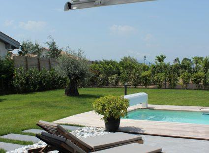 maison de famille avec piscine