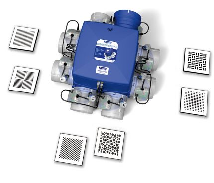Healthbox VMC Renson