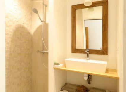 maison de ville bordeaux salle de bain moderne