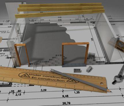 comment préparer un projet de construction