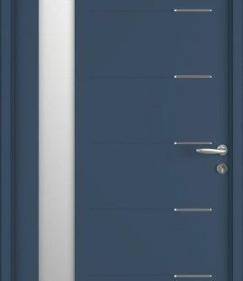porte entree bleu 2700 texture