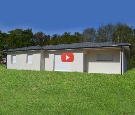 construire une maison ECG en vidéo