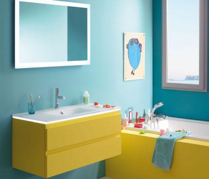 peinture specialisée salle de bains ZOLPAN