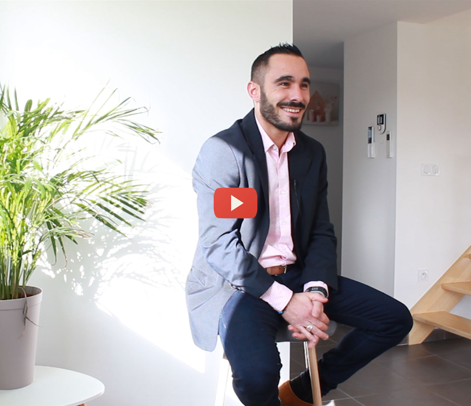 interview sur Maisons ECG