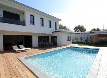 maison de ville avec piscine