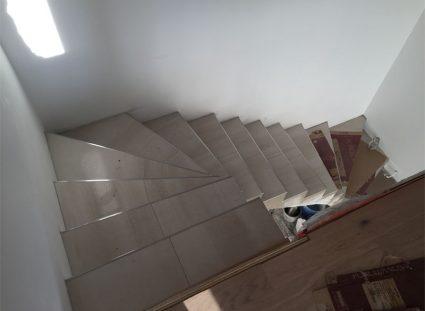 carrelage escaliers