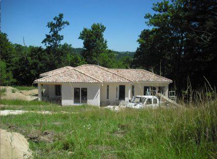 maison neuve Dordogne