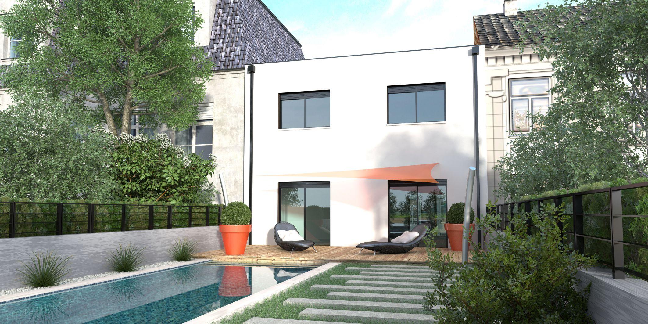 Modèle de maison Estrella