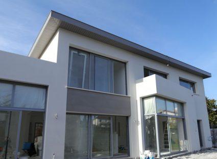 Maison sur-mesure Villa concept façade avant