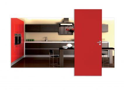 Portes intérieures igc couleur personnalisée PLANE