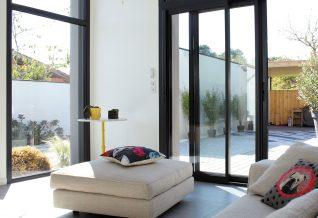 maison contemporaine lumineuse