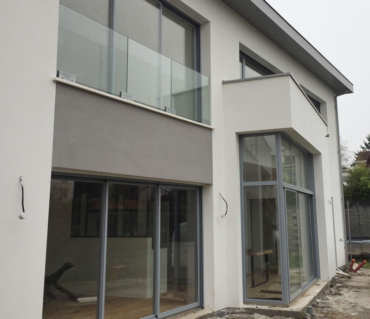 la Maison sur mesure Villa concept