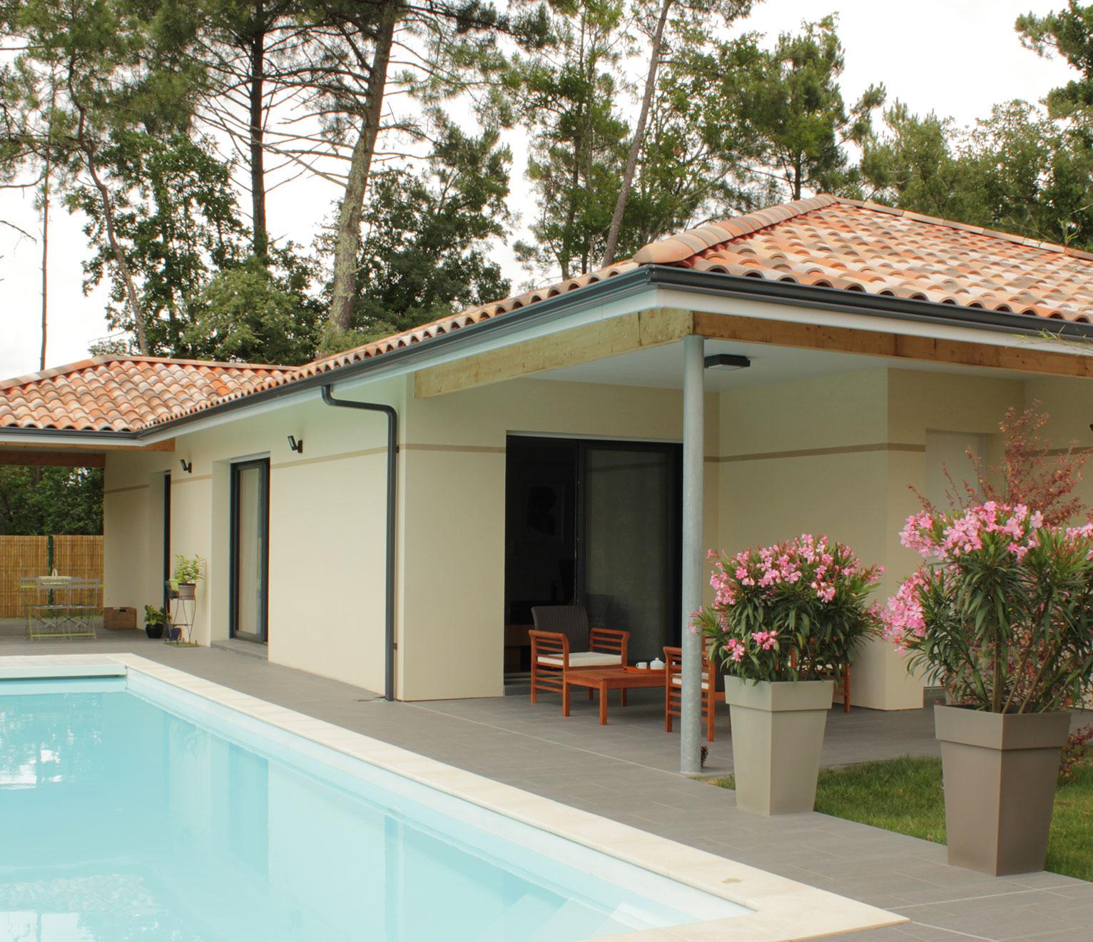 maison de 118 m²