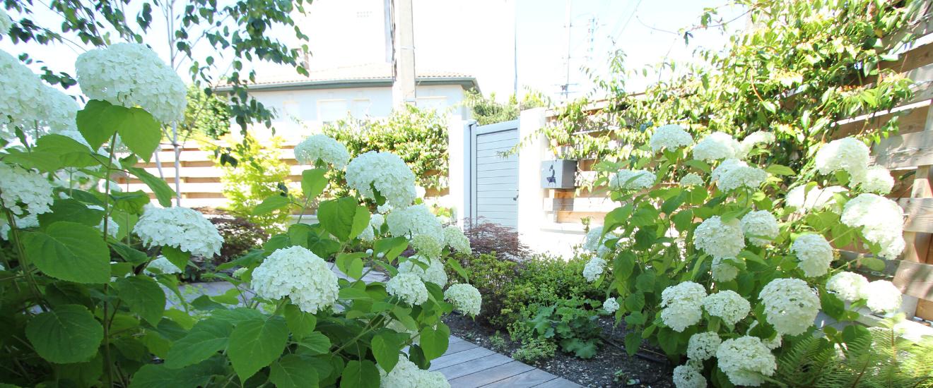 optimiser un petit jardin