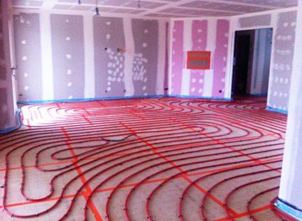 maison contemporaine maison aquitaine plancher chauffant