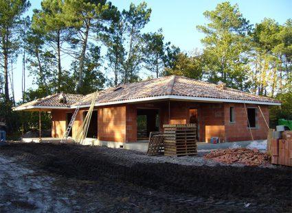 maison de 118 m²avec menuiseries