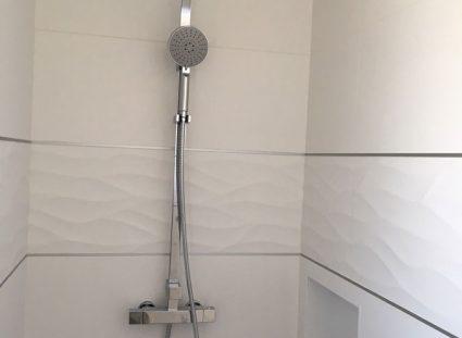 maison toit terrasse salle de bain