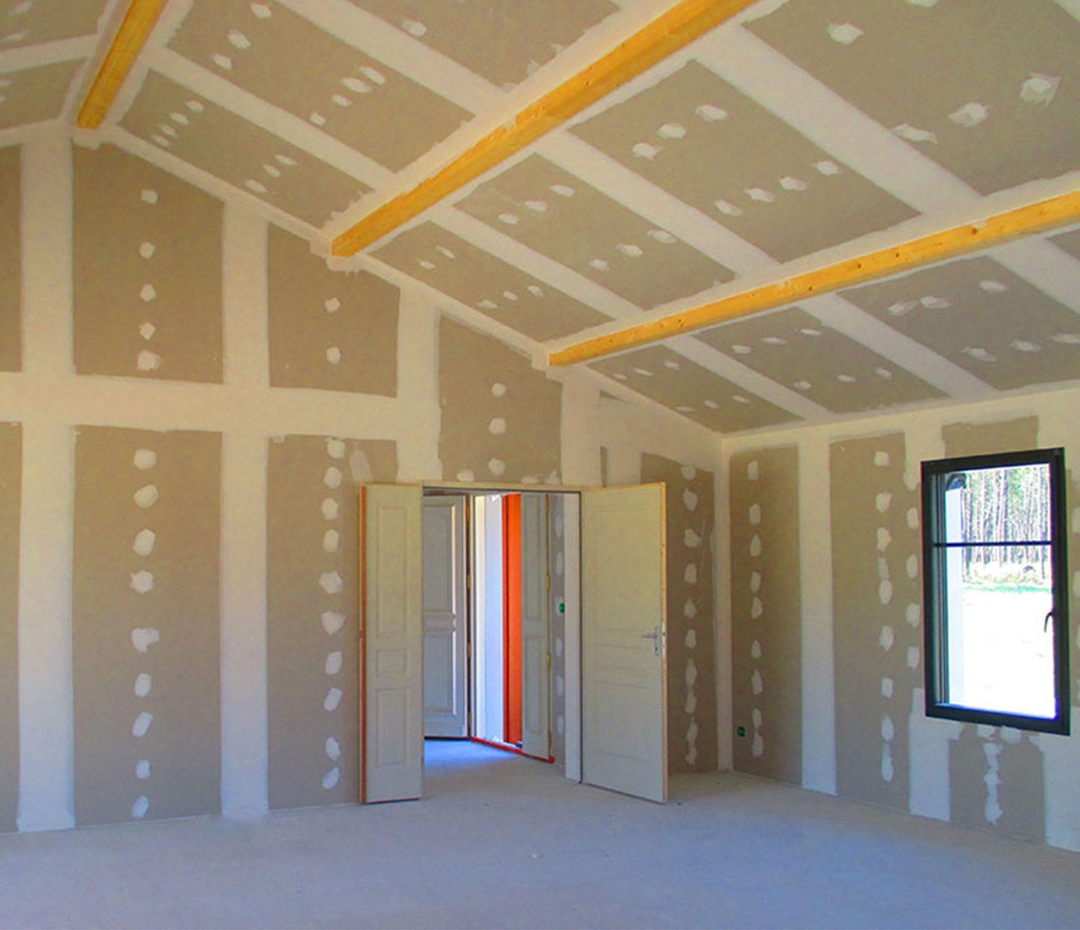 maison ossature bois avec IGC