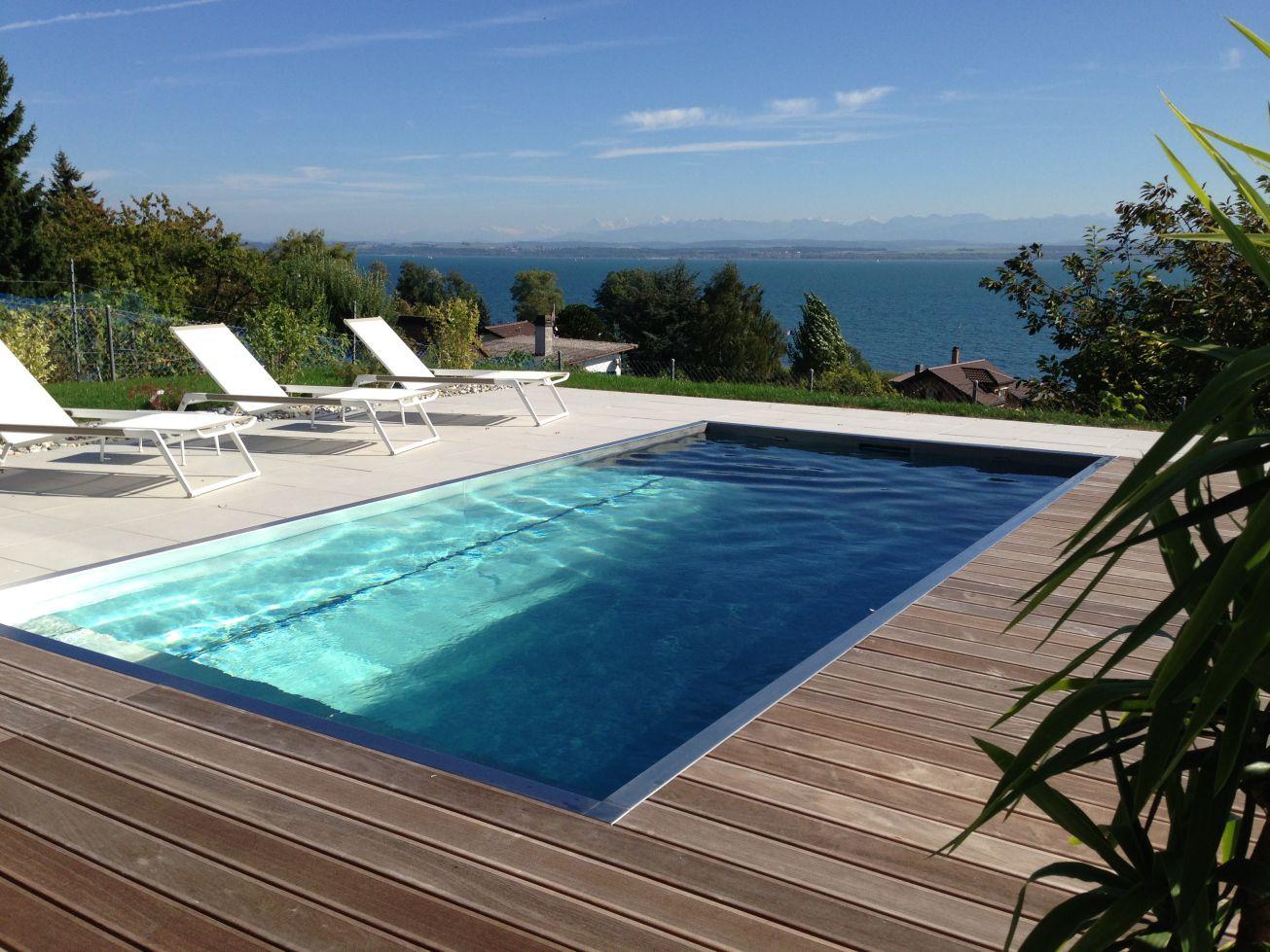Piscine En Inox Steel And Style les piscines steel and style - quel constructeur choisir