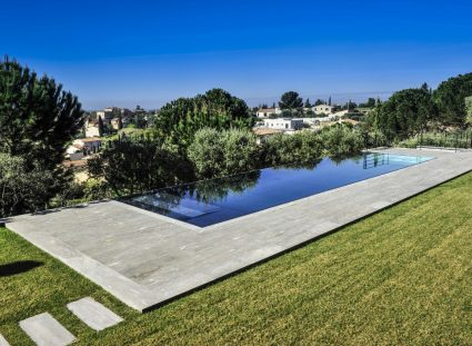 piscines steel and style caromb 25