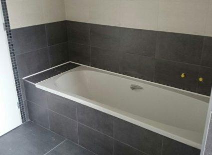 maison contemporaine salle de bains