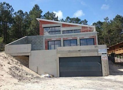 maison exception lacanau avec garage