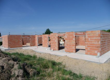 villa personnalisée bordeaux élévation murs