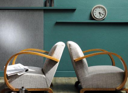 maison neuve personnalisée murs colores