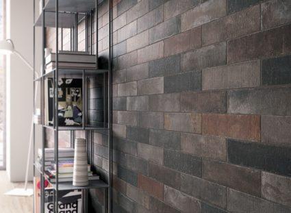 maison neuve personnalisée mur briquette