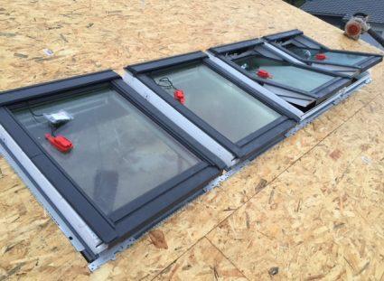 Spring home Ariane installation fenêtre de toit