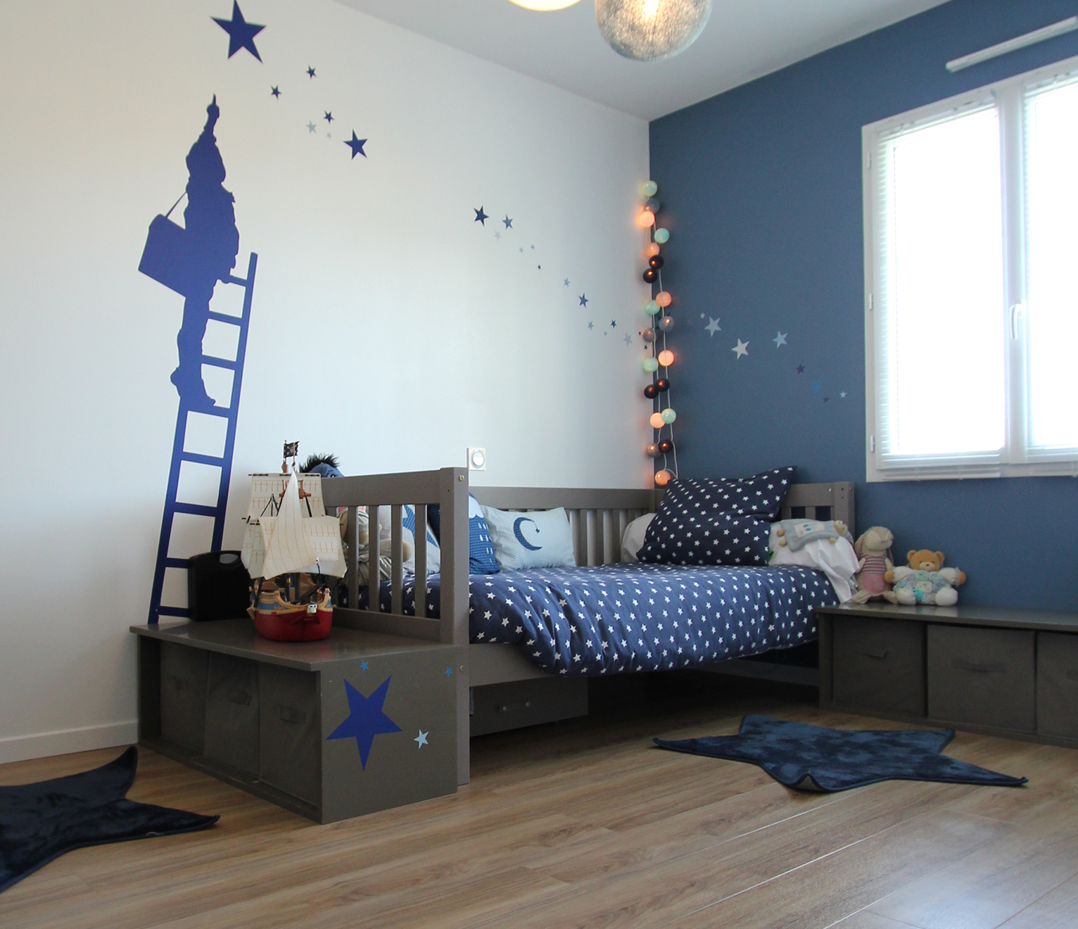 reussir la chambre d'un enfant