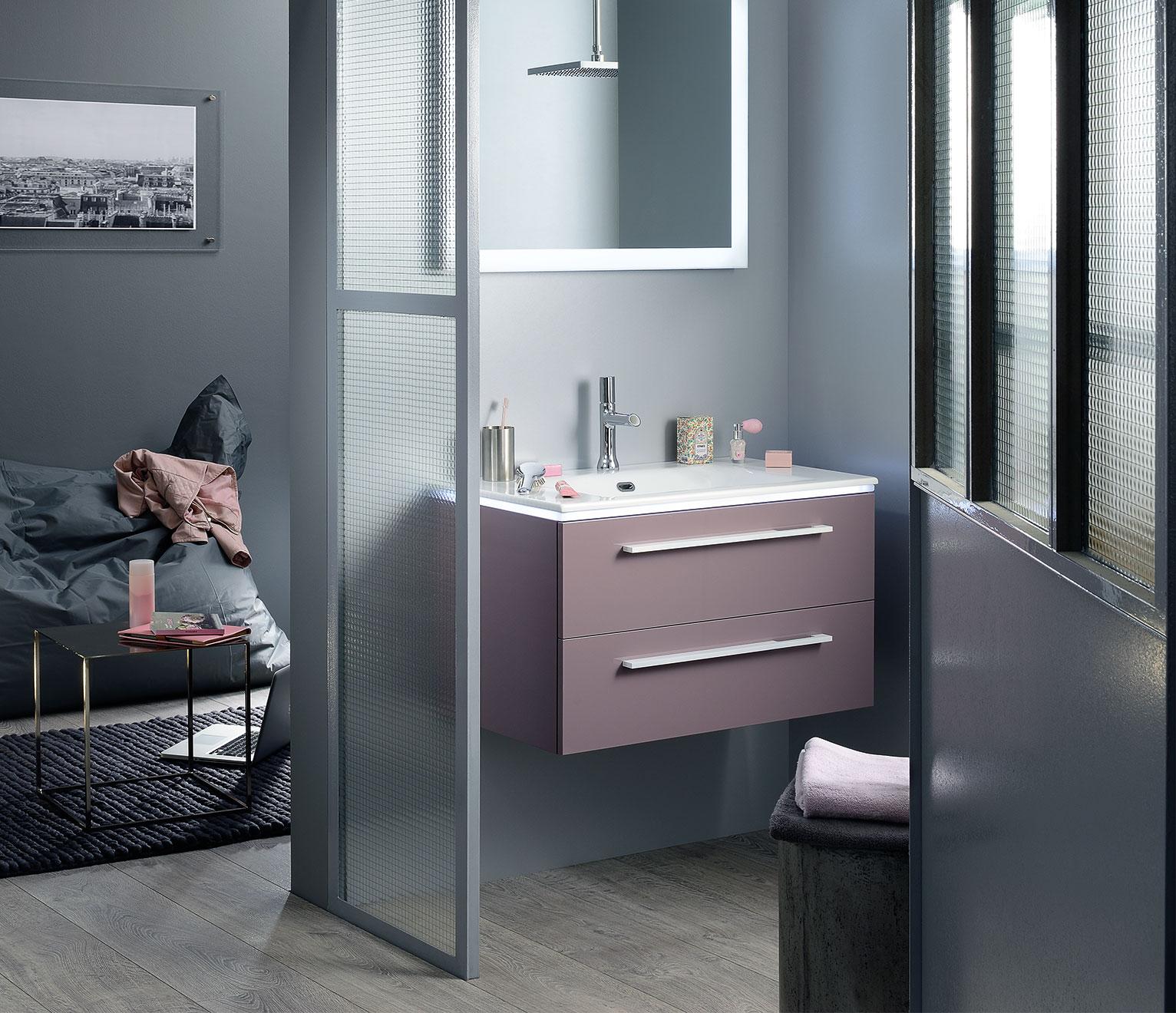 halo meuble de salle de bains
