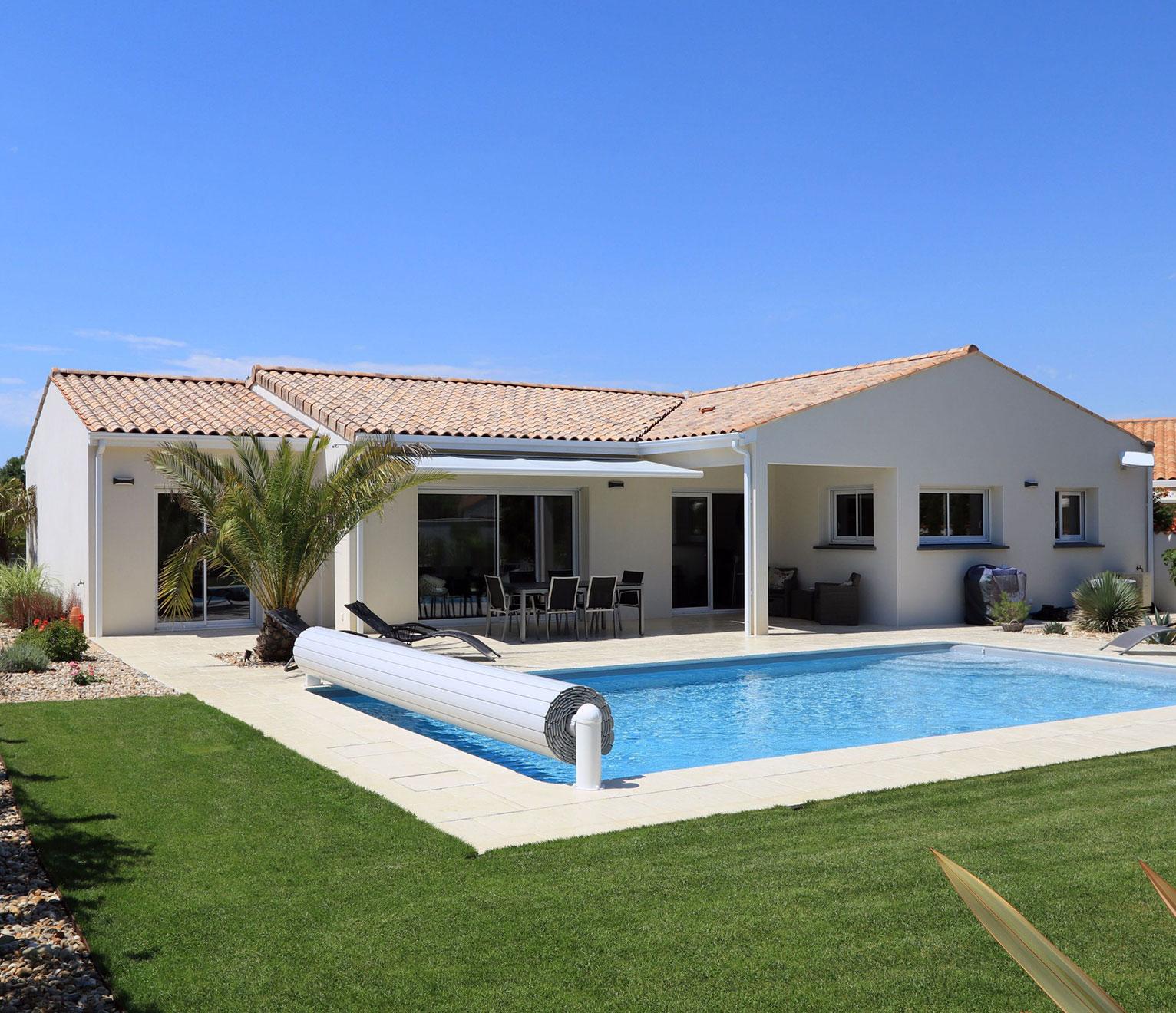 une belle maison en Charente