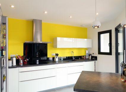 belle maison landaise cuisine moderne