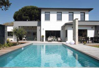 belle maison de Villa Concept d'IGC