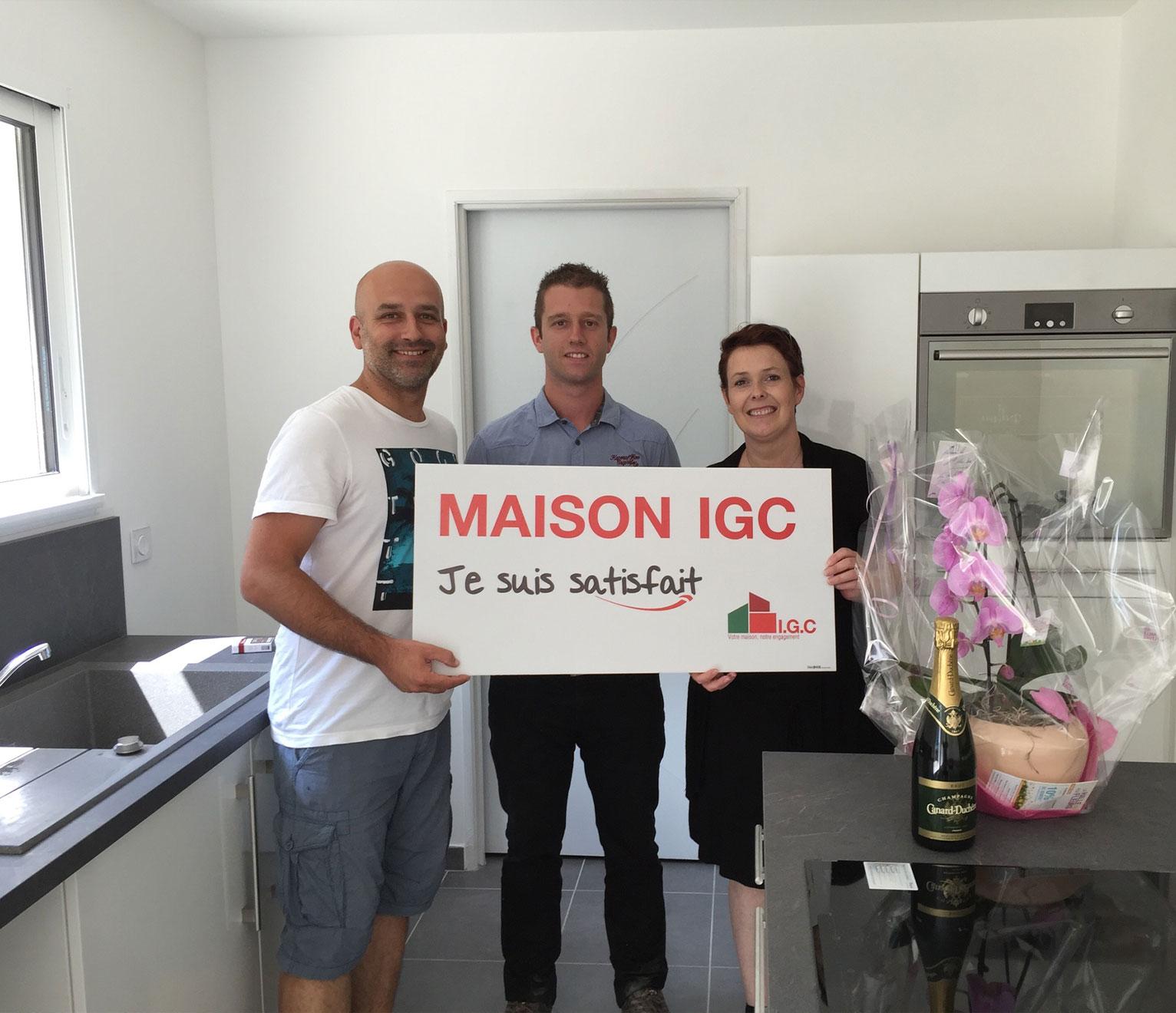 Clients satisfaits IGC