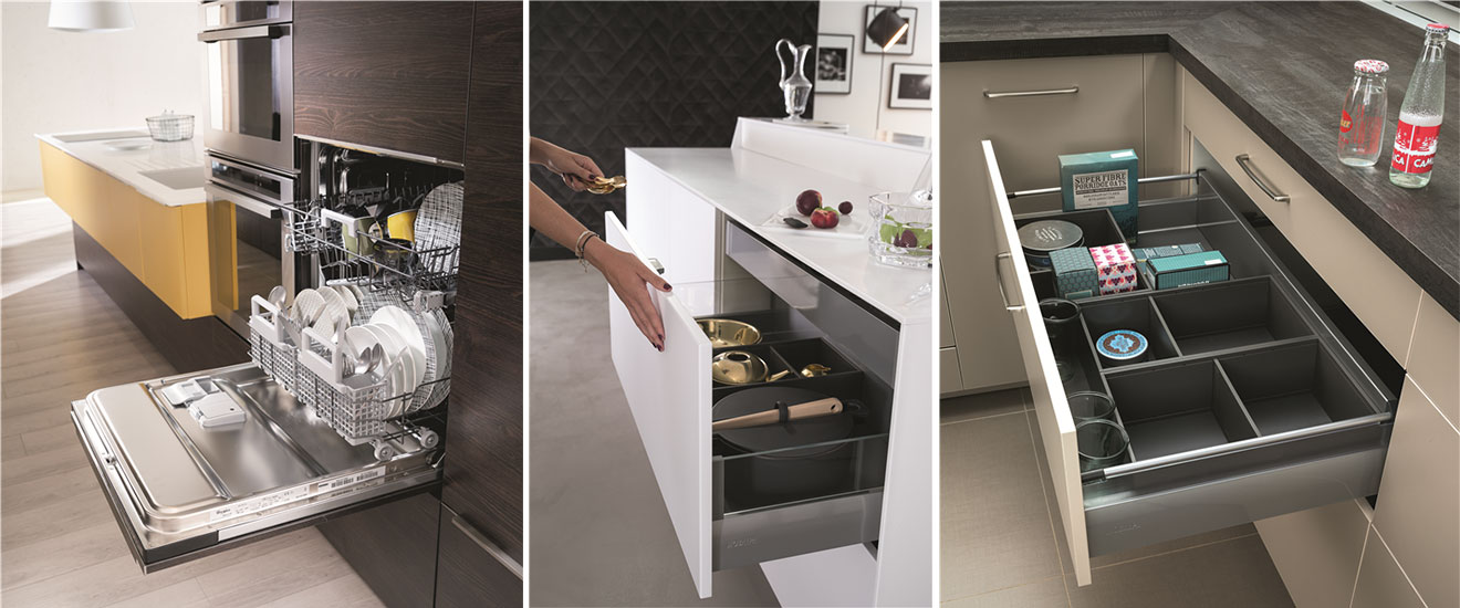 confort acoustique pour la cuisine