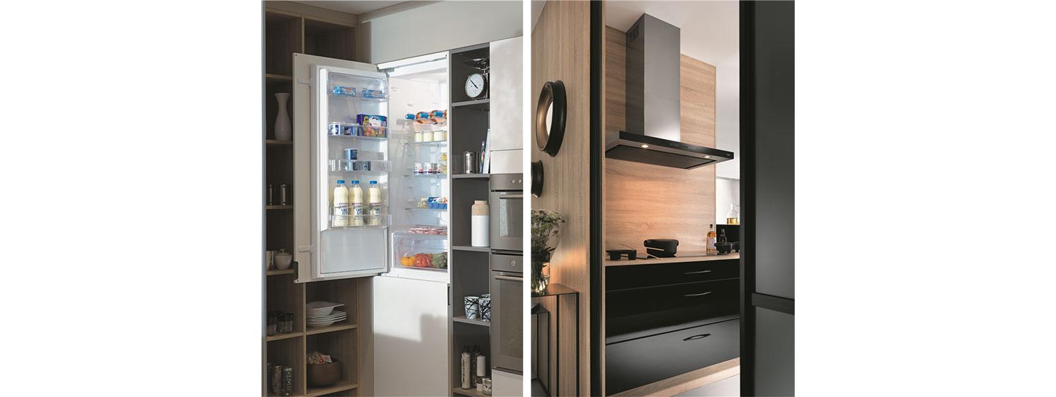 confort acoustique dans la cuisine