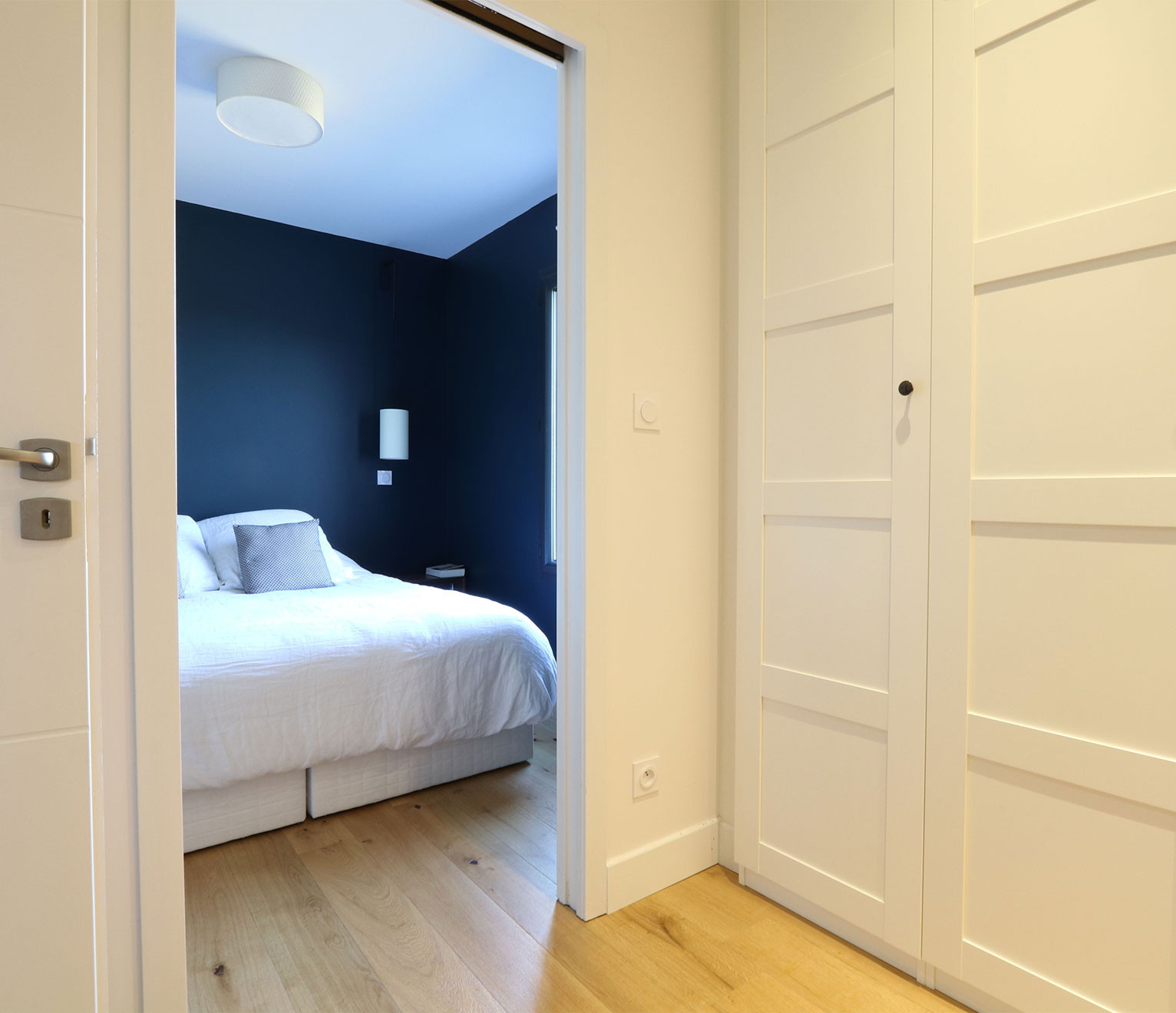 confort acoustique dans la chambre