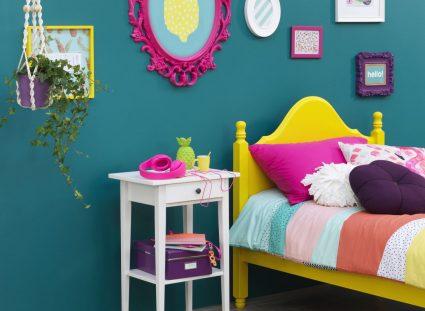 décoration igc chambre enfant coloree