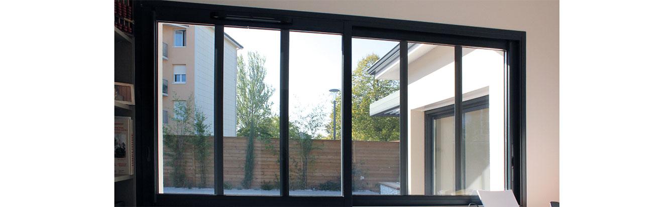 fenêtre verrière atelier