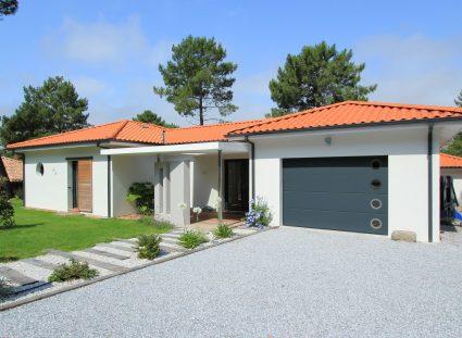 gaia maison contemporaine façade avant