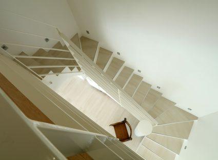 villa à bordeaux escalier