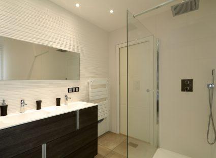 villa bordeaux salle de bain double vasque
